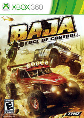 Baja: Edge Of Control [REGION FREE/RUS]