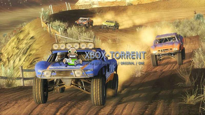 Скачать торрент Baja: Edge Of Control [REGION FREE/RUS] на xbox 360 без регистрации