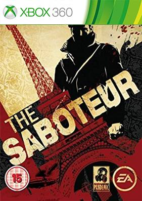 The Saboteur [PAL/RUSSOUND]