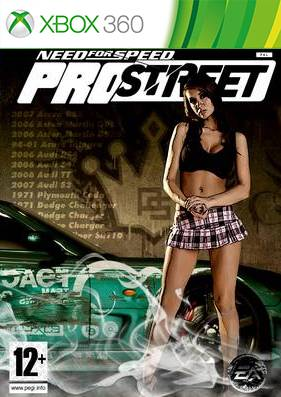 Need for Speed: ProStreet [PAL/RUSSOUND]