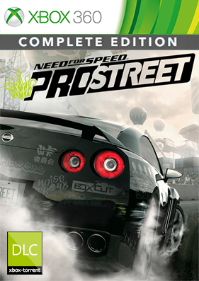Need for Speed: ProStreet - Complete Edition [DLC/FREEBOOT/RUSSOUND]