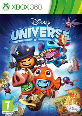 Disney Universe: Complete Edition [GOD/FREEBOOT/RUSSOUND]