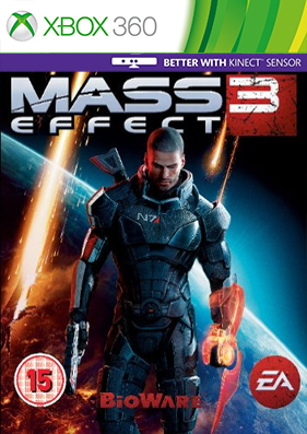 Mass Effect 3 [GOD/FREEBOOT/RUS]