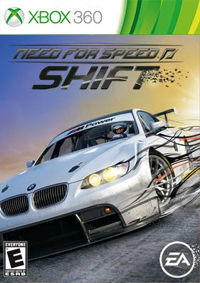 Need For Speed: Shift [DLC/FREEBOOT/RUSSOUND]