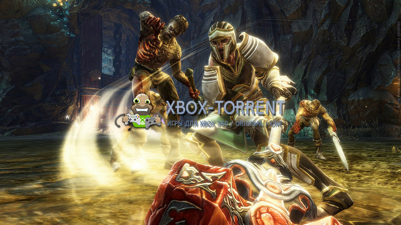 Скачать торрент Kingdoms Of Amalur: Reckoning [REGION FREE/RUS] (LT+2.0) на xbox 360 без регистрации