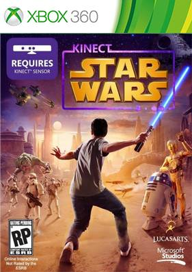 Kinect Star Wars [PAL/RUSSOUND] (LT+3.0)