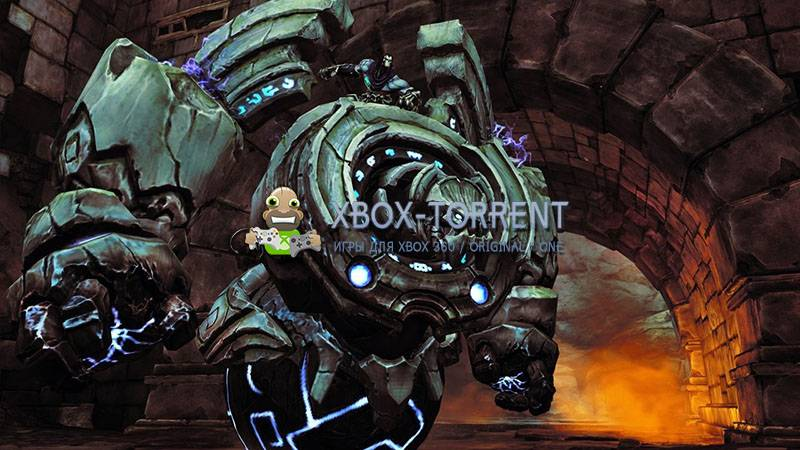Скачать торрент Darksiders 2 [GOD/FREEBOOT/RUSSOUND] на xbox 360 без регистрации
