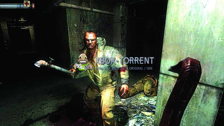 Скачать торрент Condemned: Criminal Origins [GOD/FREEBOOT/RUS] на xbox 360 без регистрации