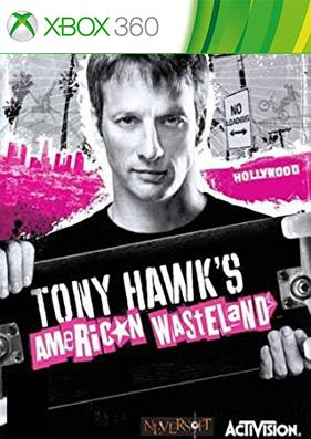 Tony Hawk's American Wasteland [GOD/FREEBOOT/ENG]
