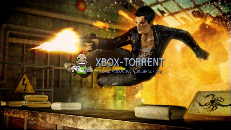 Скачать торрент Sleeping Dogs [DLC/FREEBOOT/ENG] на xbox 360 без регистрации