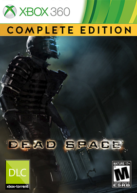 Скачать торрент Dead Space: Complete Edition [DLC/FREEBOOT/RUSSOUND] на xbox 360 без регистрации