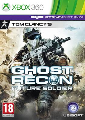 Tom Clancy's Ghost Recon: Future Soldier [JTAGRIP/FREEBOOT/RUSSOUND]