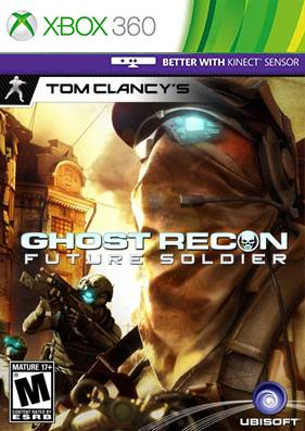 Tom Clancy's Ghost Recon: Future Soldier [REGION FREE/RUSSOUND] (LT+2.0)
