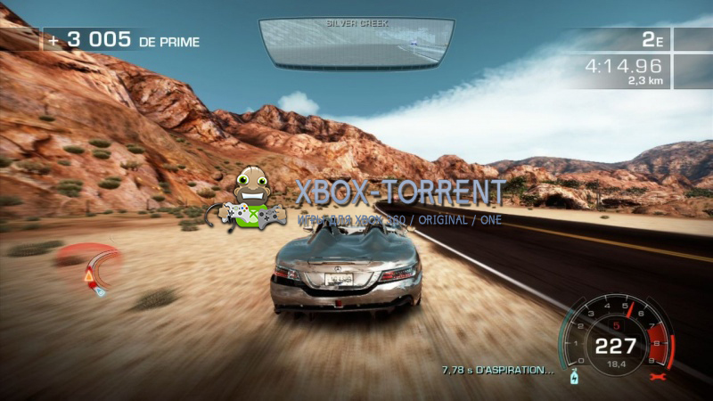 Скачать торрент Need for Speed Hot Pursuit [PAL/RUSSOUND] на xbox 360 без регистрации