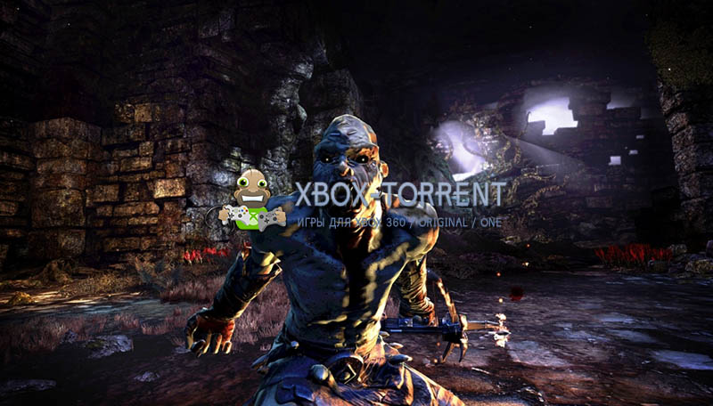 Скачать торрент Hunted The Demon's Forge [PAL/RUS] на xbox 360 без регистрации