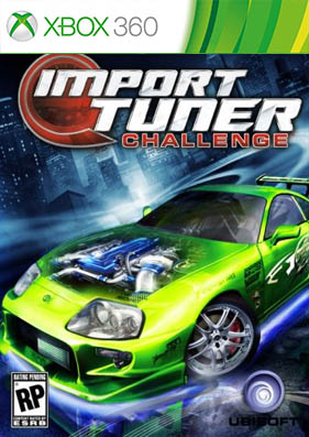 Скачать торрент Import Tuner Challenge [FREEBOOT/ENG] на xbox 360 без регистрации