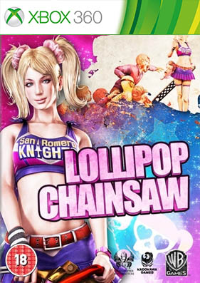 Lollipop Chainsaw [DLC/FREEBOOT/RUS]