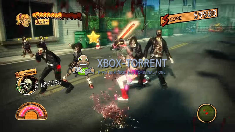 Скачать торрент Lollipop Chainsaw [DLC/FREEBOOT/RUS] на xbox 360 без регистрации