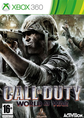 Call of Duty: World at War [FREEBOOT/RUSSOUND]
