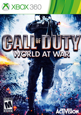 Call of Duty: World at War [PAL/RUSSOUND]