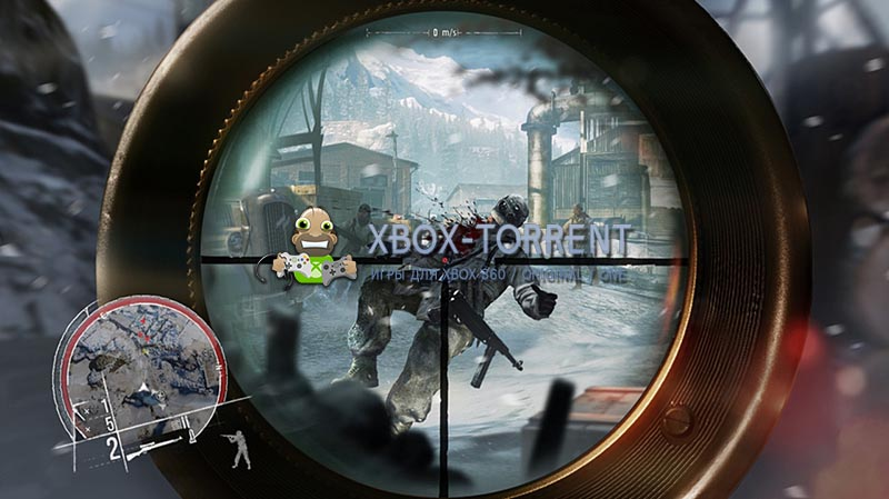 Скачать торрент Enemy Front [REGION FREE/RUS] (LT+1.9 и выше) на xbox 360 без регистрации