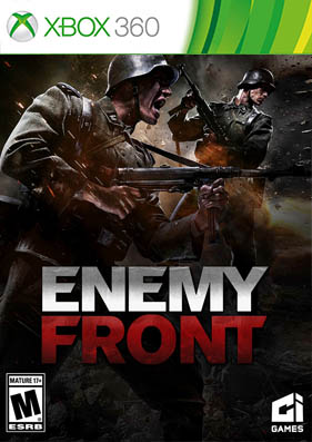 Enemy Front [REGION FREE/RUS] (LT+1.9 и выше)