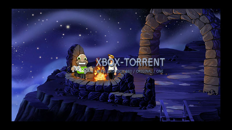 Скачать торрент Monkey Island Special Edition [GOD/FREEBOOT/RUS] на xbox 360 без регистрации