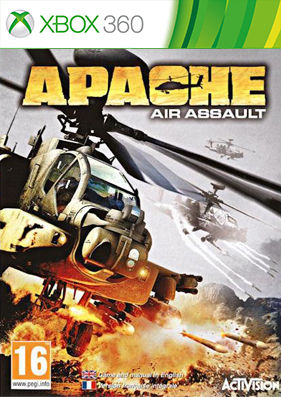 Apache: Air Assault [PAL/ENG]