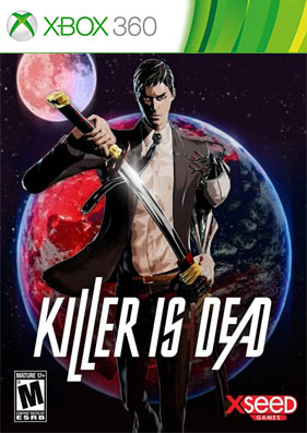 Killer Is Dead [FREEBOOT/RUS]
