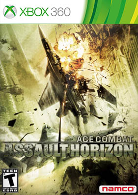 Ace Combat: Assault Horizon [PAL/RUS] (LT+3.0)