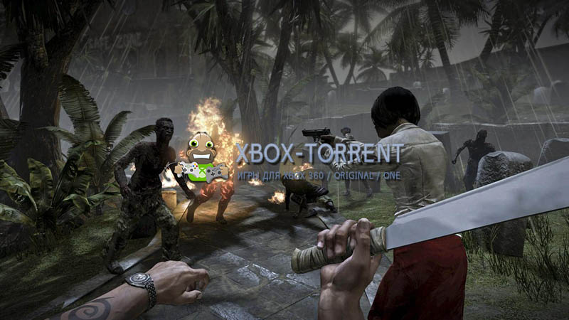 Скачать торрент Dead Island: Game Of The Year Edition [ENG] (LT+1.9 и выше) на xbox 360 без регистрации