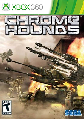 Chromehounds [DLC/FREEBOOT/RUSSOUND]