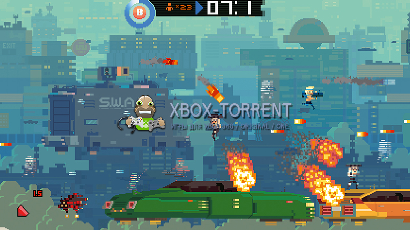 Скачать торрент Super Time Force [XBLA/FREEBOOT/ENG] на xbox 360 без регистрации