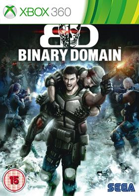 Binary Domain [REGION FREE/RUS] (LT+3.0)