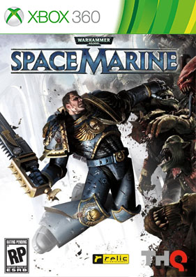 Warhammer 40,000: Space Marine [DLC/FREEBOOT/RUSSOUND]
