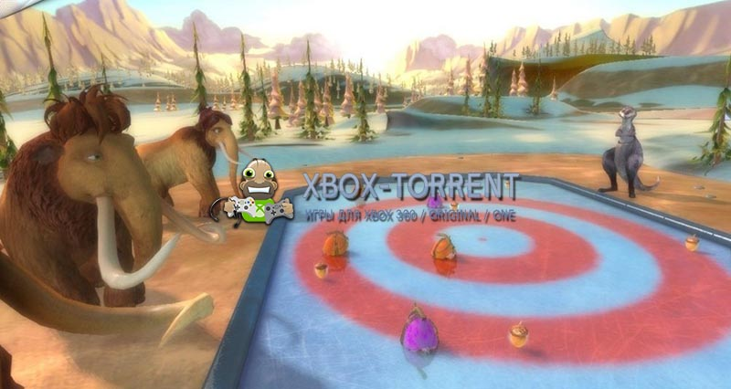Скачать торрент Ice Age 4: Continental Drift - Arctic Games [PAL/RUSSOUND] (LT+1.9 и выше) на xbox 360 без регистрации