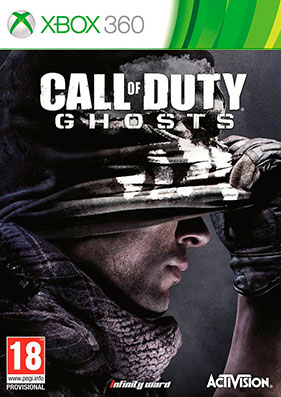 Скачать торрент Call of Duty: Ghosts [GOD/DLC/RUSSOUND] на xbox 360 без регистрации