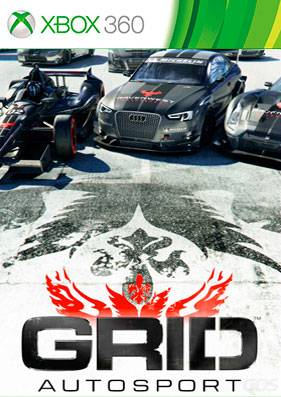 GRID Autosport [GOD/RUSSOUND]