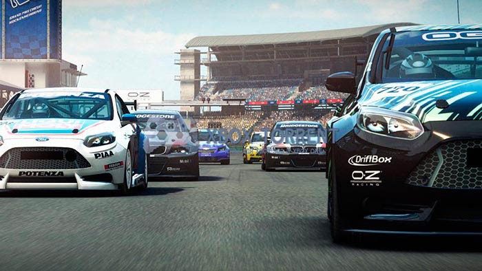 Скачать торрент GRID Autosport - Limited Edition [GOD/RUSSOUND] на xbox 360 без регистрации