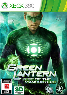 Green Lantern: Rise of Manhunters [PAL/RUS]