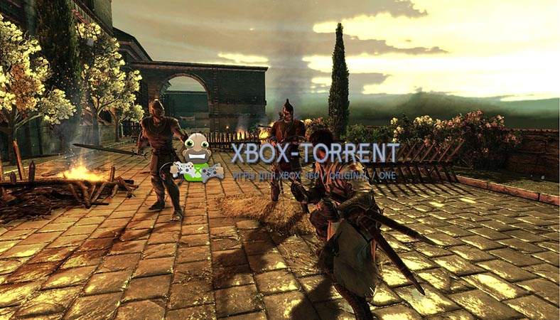 Скачать торрент The Cursed Crusade [FREEBOOT/RUSSOUND] на xbox 360 без регистрации