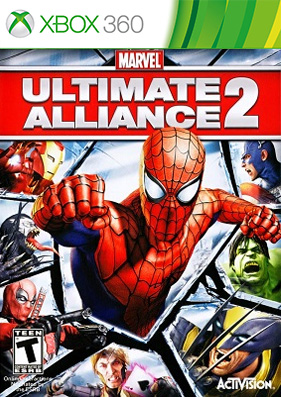 Скачать торрент Marvel: Ultimate Alliance 2 [REGION FREE/RUS] на xbox 360 без регистрации