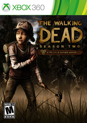 The Walking Dead: Season Two [FREEBOOT/RUS]