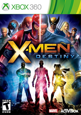 Скачать торрент X-Men: Destiny [REGION FREE/RUS] (LT+2.0) на xbox 360 без регистрации