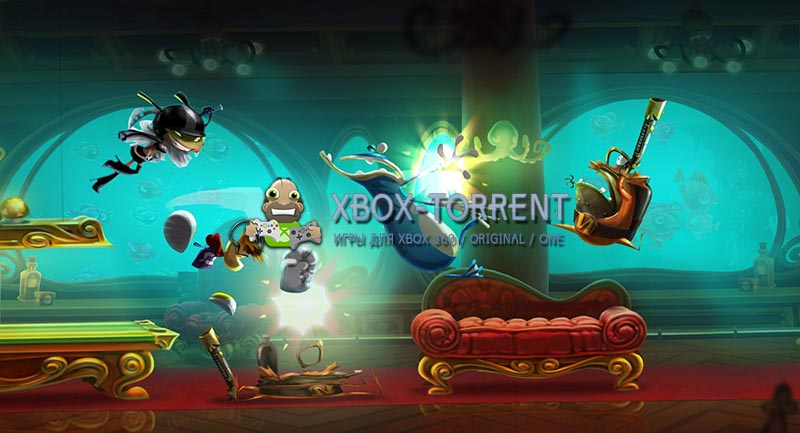 Скачать торрент Rayman Legends [PAL/RUSSOUND] (LT+3.0) на xbox 360 без регистрации