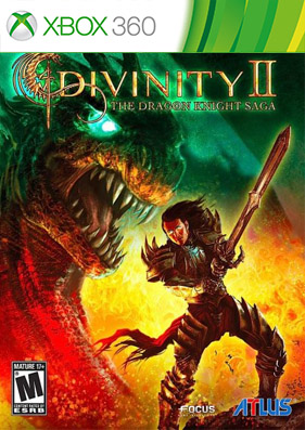 Скачать торрент Divinity 2: Dragon Knight Saga [PAL/RUS] на xbox 360 без регистрации