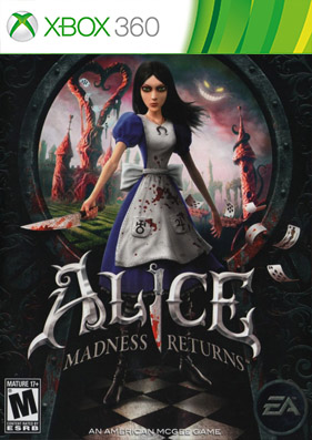 Alice: Madness Returns [REGION FREE/RUS]