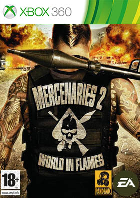 Скачать торрент Mercenaries 2: World In Flames [PAL/RUS] на xbox 360 без регистрации