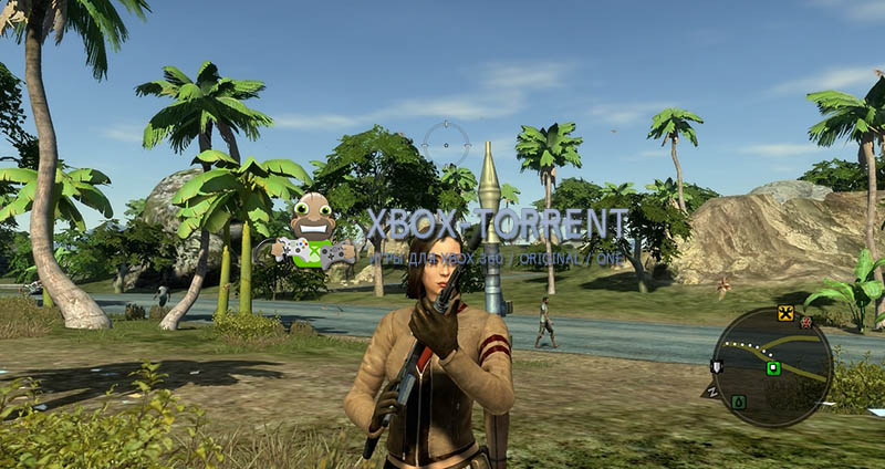 Скачать торрент Mercenaries 2: World in Flames [FREEBOOT/RUS] на xbox 360 без регистрации