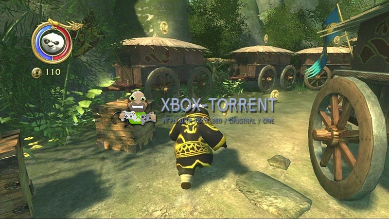 Скачать торрент Kung Fu Panda [FREEBOOT/RUSSOUND] на xbox 360 без регистрации